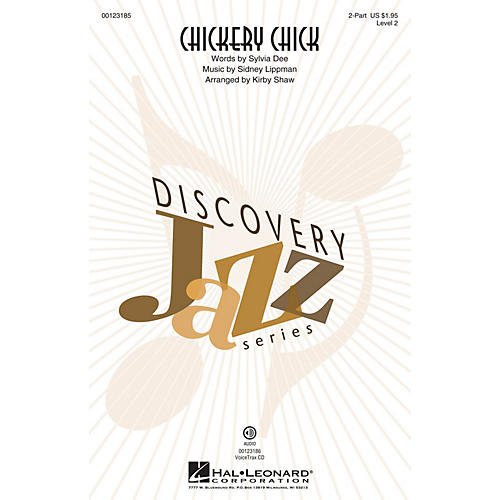 Hal Leonard Chickery Chick (Discovery Level 2) 2-Part arranged by Kirby Shaw thumbnail