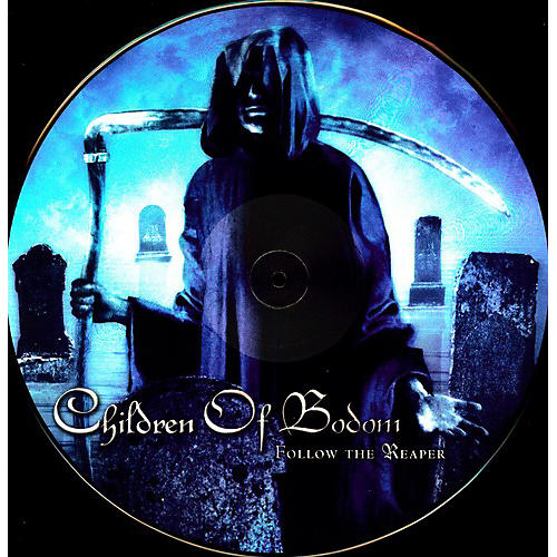 Alliance Children of Bodom - Follow The Reaper [Limited Edition] [Picture Disc] thumbnail