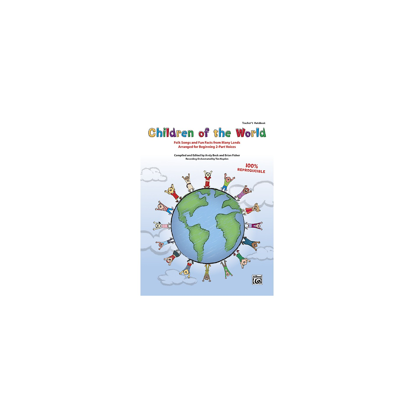 Alfred Children of the World Book & CD thumbnail