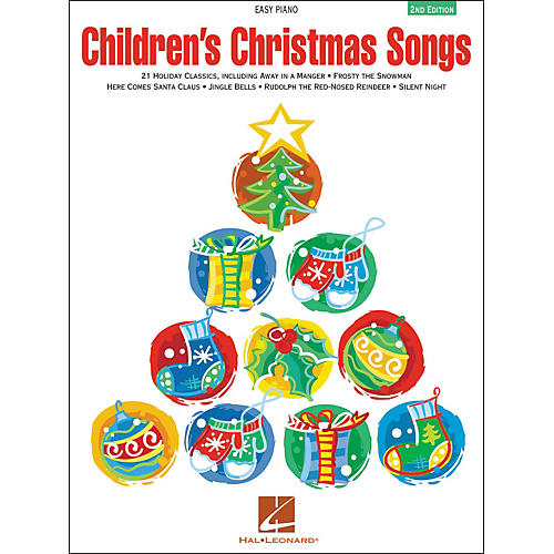 Hal Leonard Children's Christmas Songs For Easy Piano 2nd Edition thumbnail