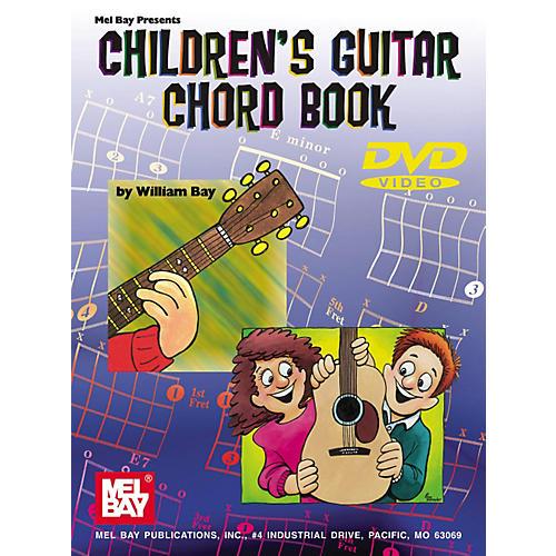 Mel Bay Childrens Guitar Chord Book & DVD thumbnail