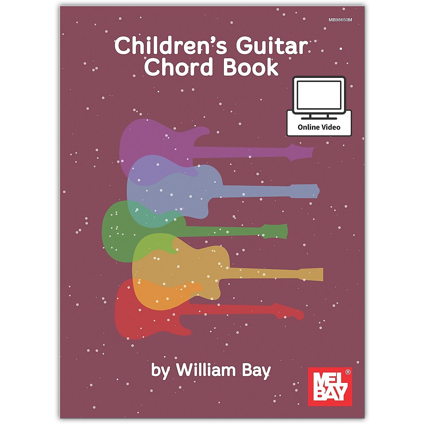 Mel Bay Childrens Guitar Chord, Book plus Online Video thumbnail