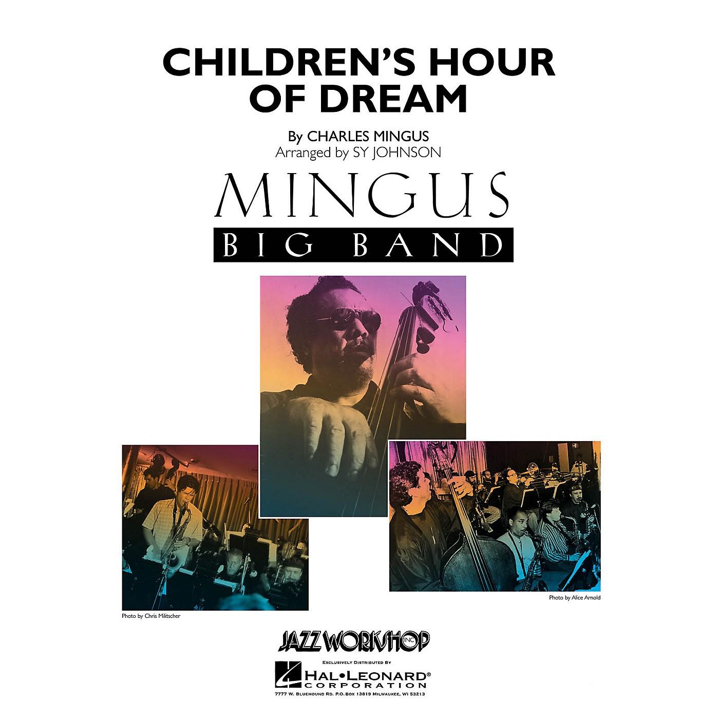 Hal Leonard Children's Hour Of Dream Jazz Band Level 5 Arranged by Sy Johnson thumbnail