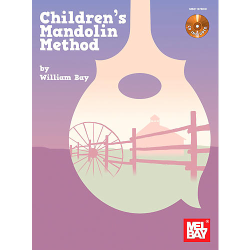 Mel Bay Children's Mandolin Method-thumbnail