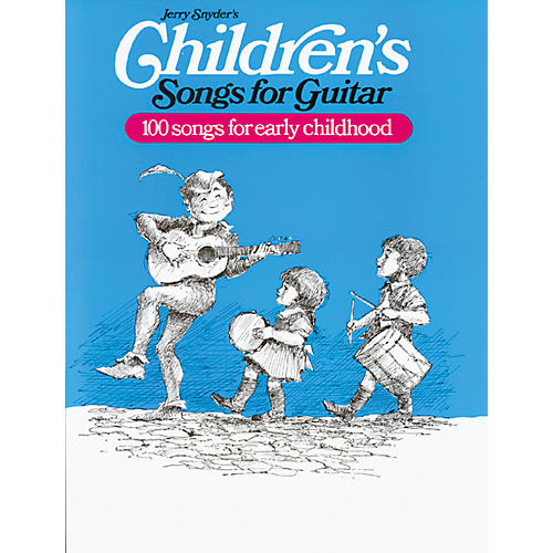 Alfred Children's Songs for Guitar thumbnail