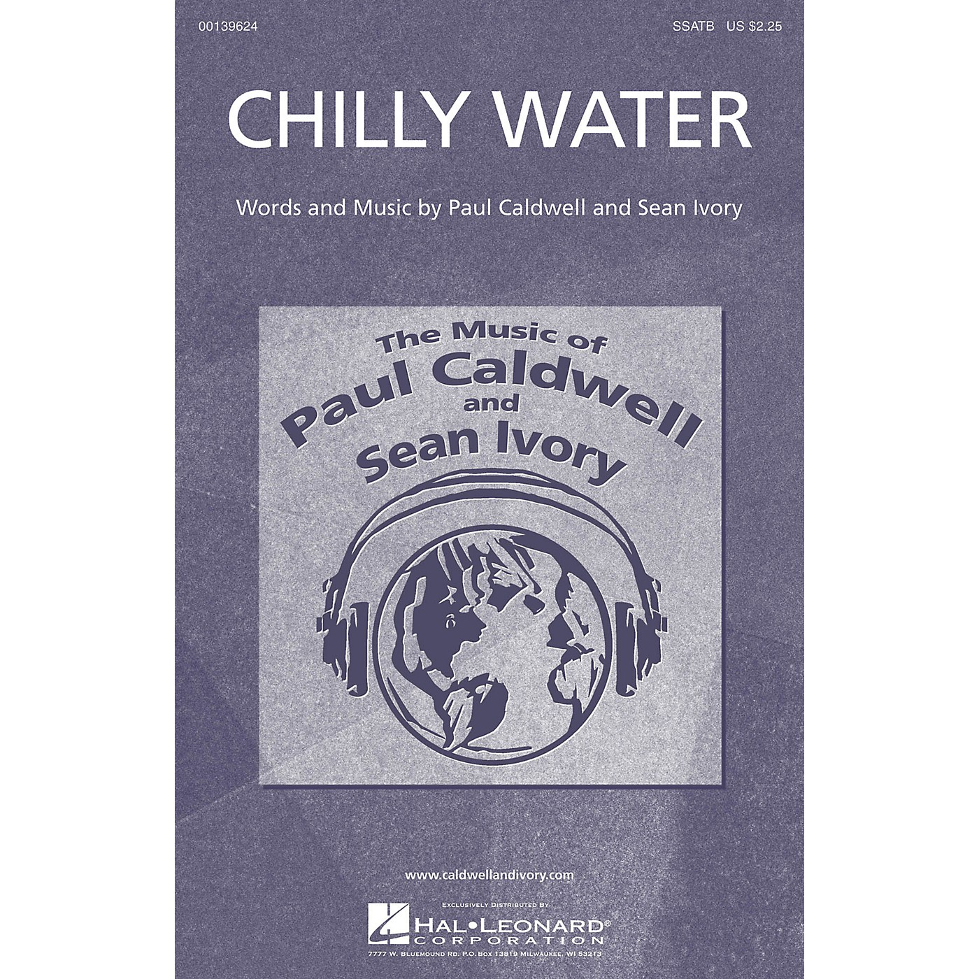Caldwell/Ivory Chilly Water SSATB composed by Paul Caldwell thumbnail