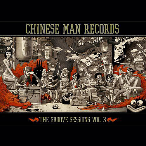 Alliance Chinese Man - Groove Sessions 3 thumbnail