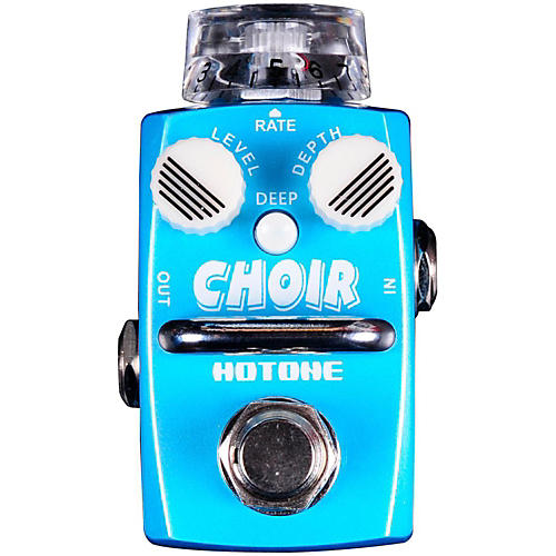 Hotone Effects Choir Chorus Skyline Series Guitar Effects Pedal thumbnail