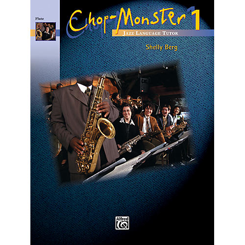 Alfred Chop-Monster Book 1 Flute Book thumbnail