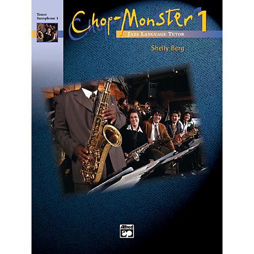 Alfred Chop-Monster Book 1 Trombone 3 Book & CD thumbnail