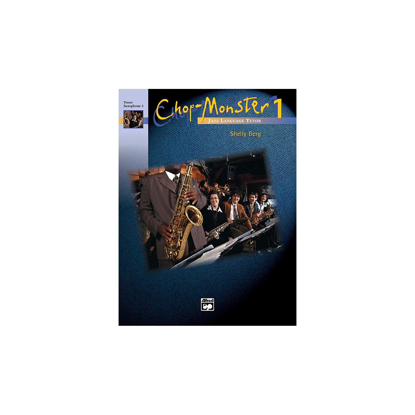 Alfred Chop-Monster Book 1 Trumpet 2 Book & CD thumbnail