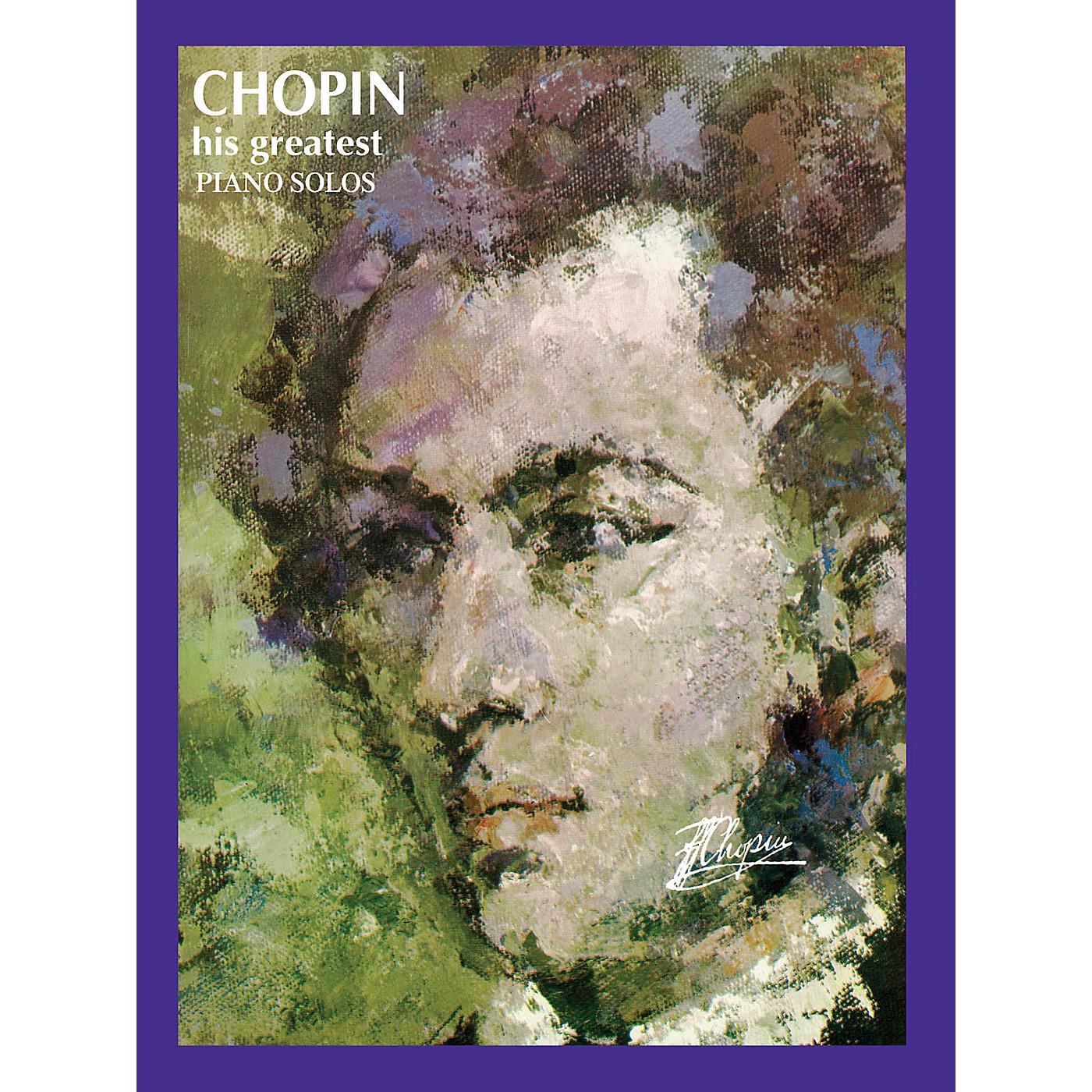 Ashley Publications Inc. Chopin - Vol. 1 His Greatest His Greatest (Ashley) Series thumbnail