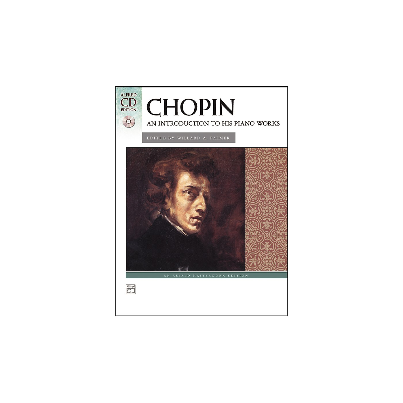Alfred Chopin An Introduction to His Piano Works Book & CD thumbnail