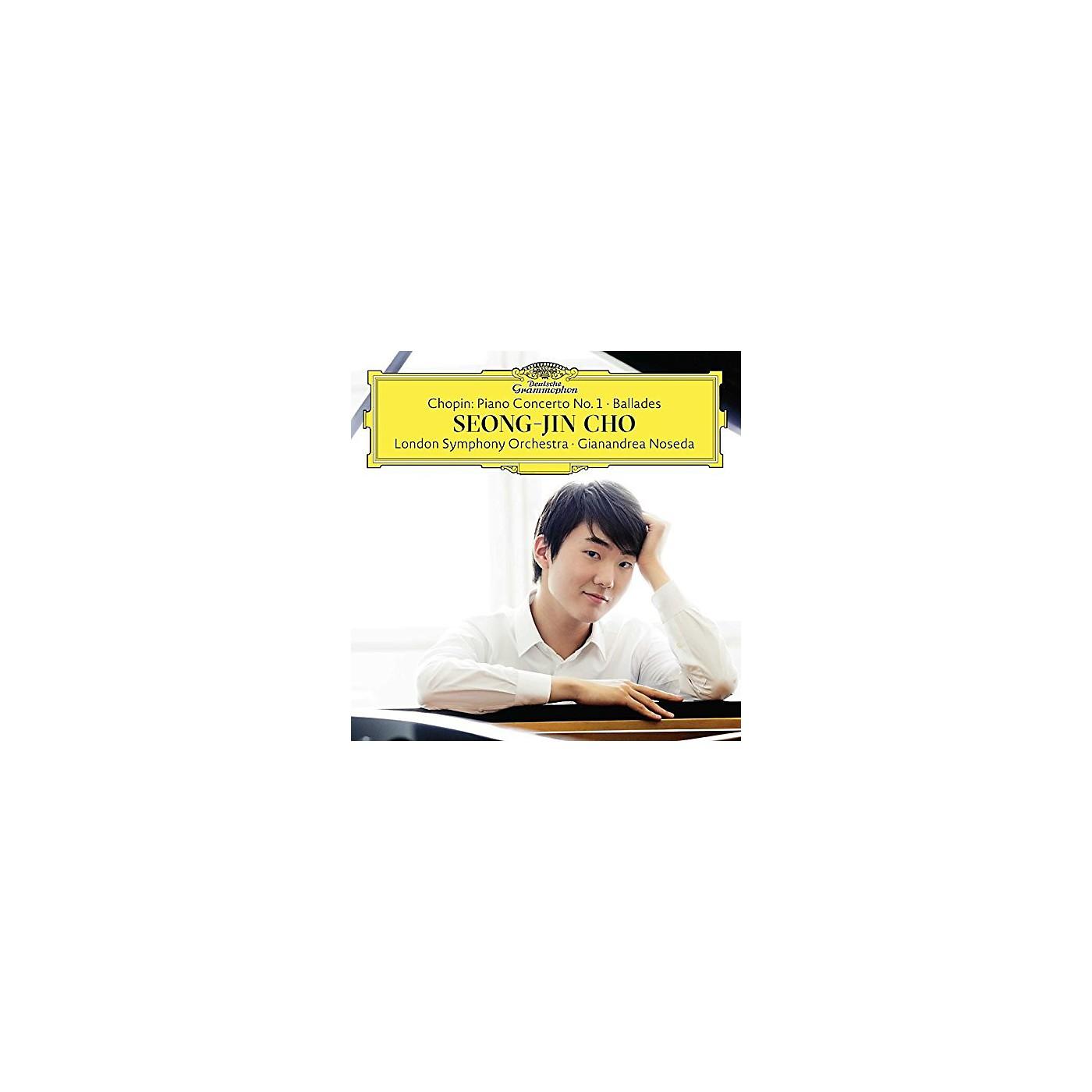 Alliance Chopin: Piano Concerto No. 1 - Ballades thumbnail
