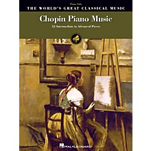 Hal Leonard Chopin Piano Music World's Greatest Classical Music Series Softcover