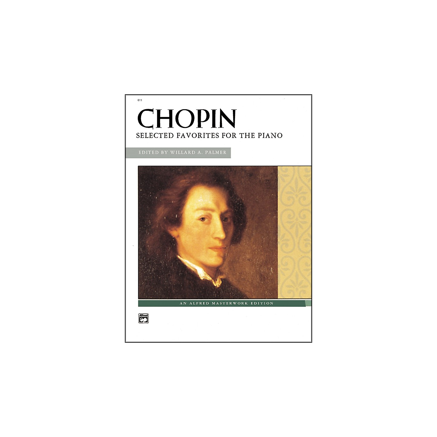 Alfred Chopin Selected Favorites for the Piano thumbnail