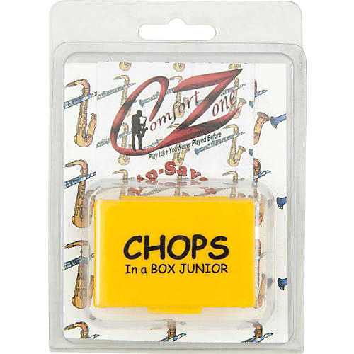 Comfort Zone Chops Junior Lip Saver and Artificial Embouchure-thumbnail