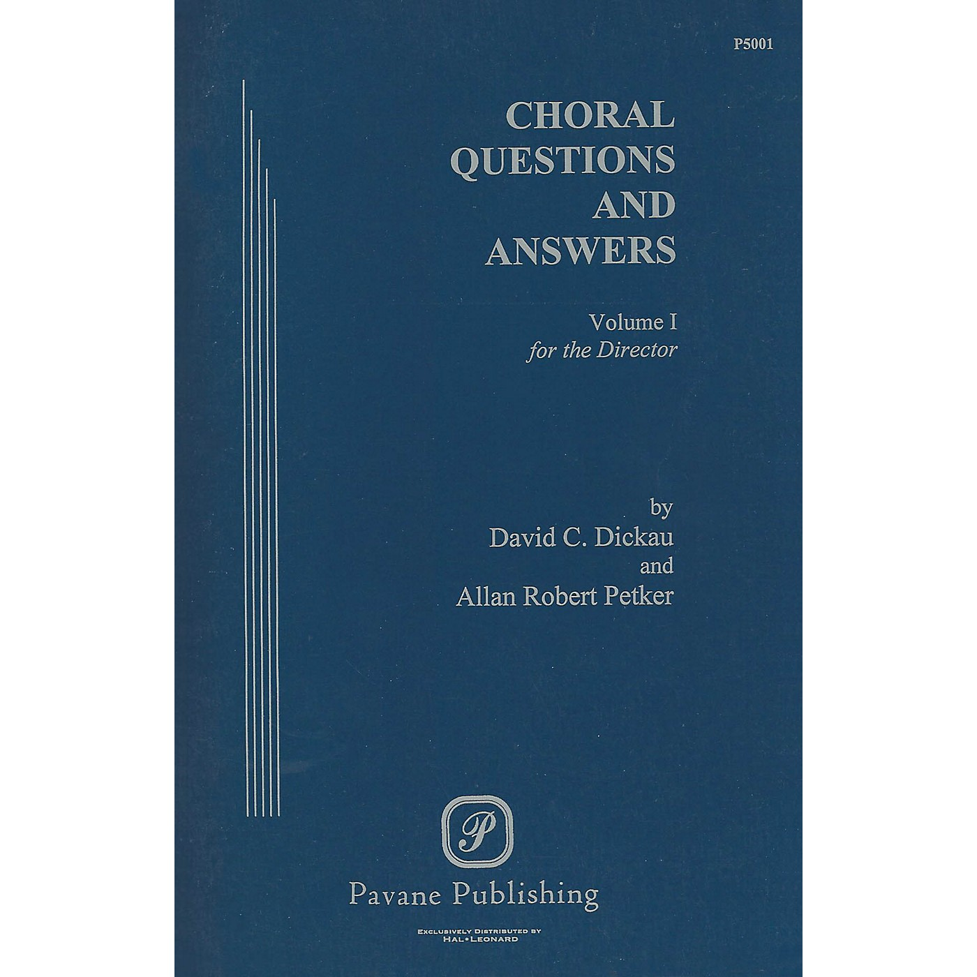 Pavane Choral Questions & Answers I: For the Director Book thumbnail
