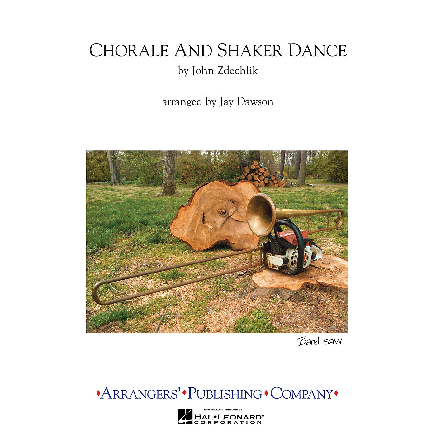 Arrangers Chorale and Shaker Dance (2006) Marching Band Level 2.5 Arranged by Jay Dawson thumbnail