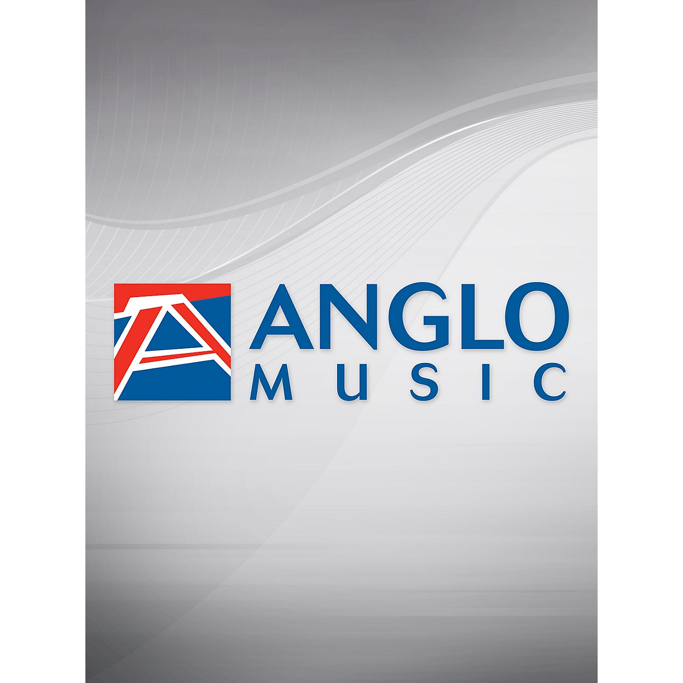 Anglo Music Press Chorale and Variations (Grade 4 - Score Only) Concert Band Level 4 Composed by Philip Sparke thumbnail