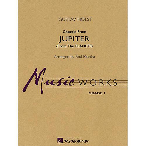 chorale from jupiter arranged by paul murtha score pdf