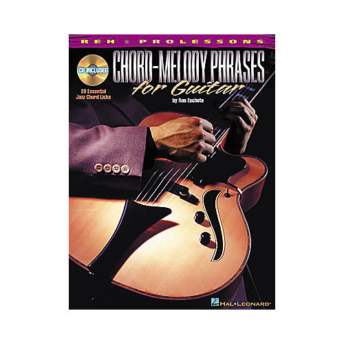 Chord-Melody Phrases for Guitar (Book/CD) - WWBW