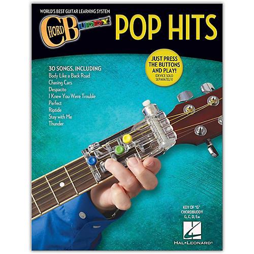 Hal Leonard ChordBuddy - Pop Hits Songbook thumbnail