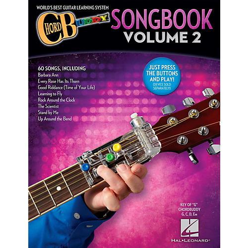 Hal Leonard Chordbuddy Songbook - Volume 2 thumbnail