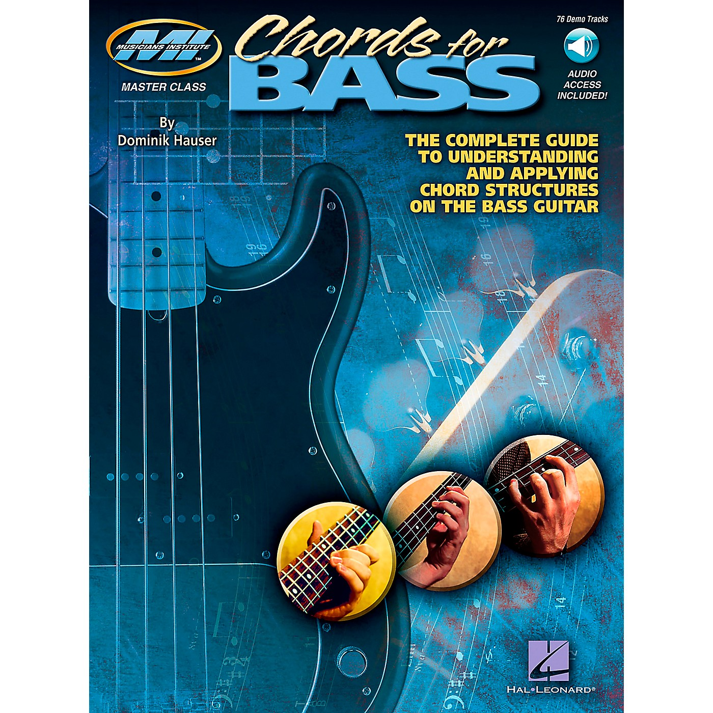 Musicians Institute Chords For Bass Book and CD thumbnail