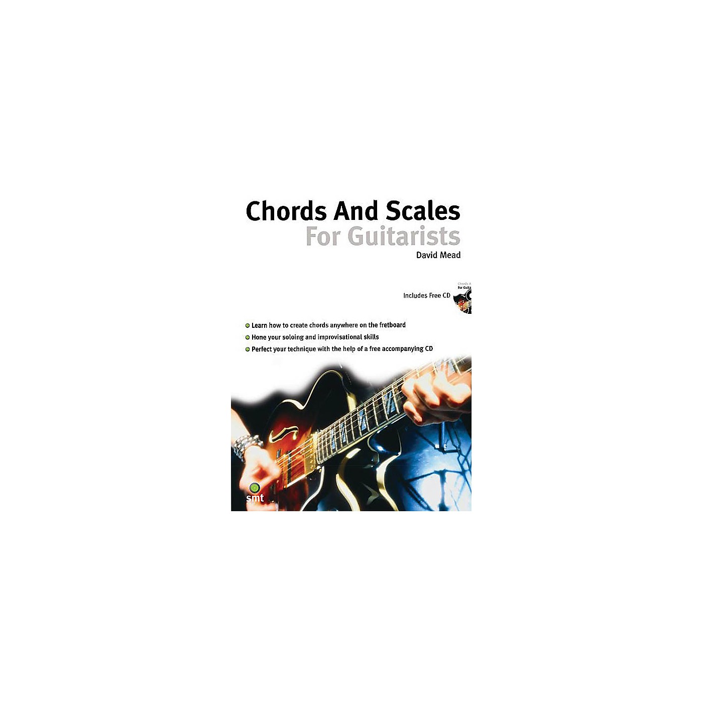 Music Sales Chords and Scales for Guitarists Music Sales America Series Softcover with CD Written by David Mead thumbnail