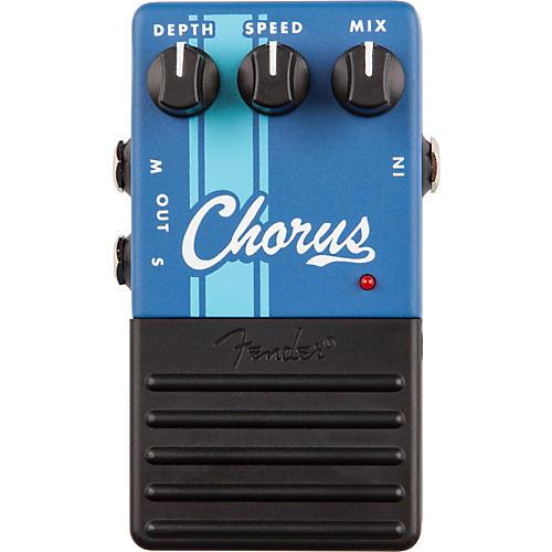 Fender Chorus Guitar Effects Pedal thumbnail