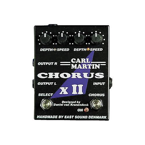 Carl Martin Chorus XII Pedal thumbnail