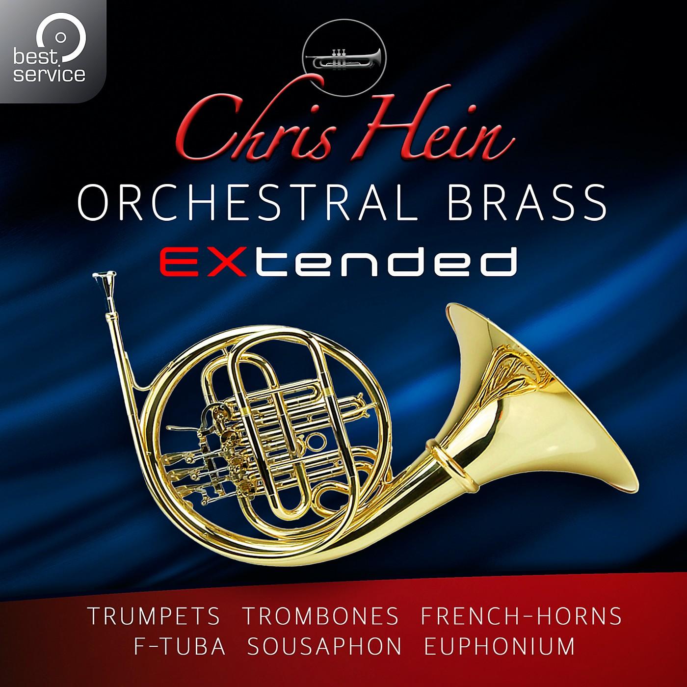 Best Service Chris Hein Brass EXtended thumbnail