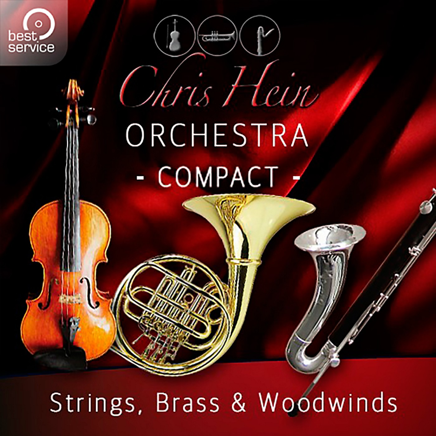 Best Service Chris Hein Orchestra Compact (Download) thumbnail