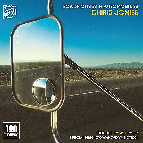 Alliance Chris Jones - ROADHOUSES & AUTOMOBILES (45RPM 180 GRAM) thumbnail