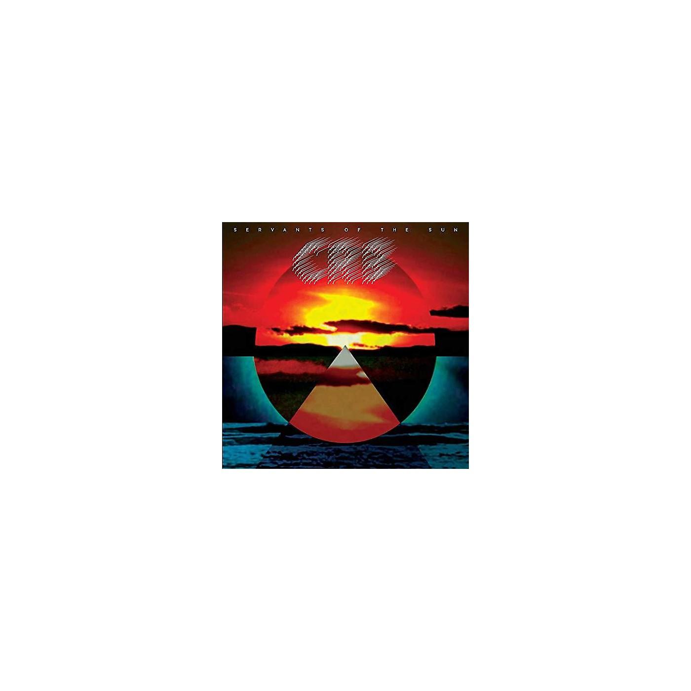 Alliance Chris Robinson - Servants Of The Sun thumbnail