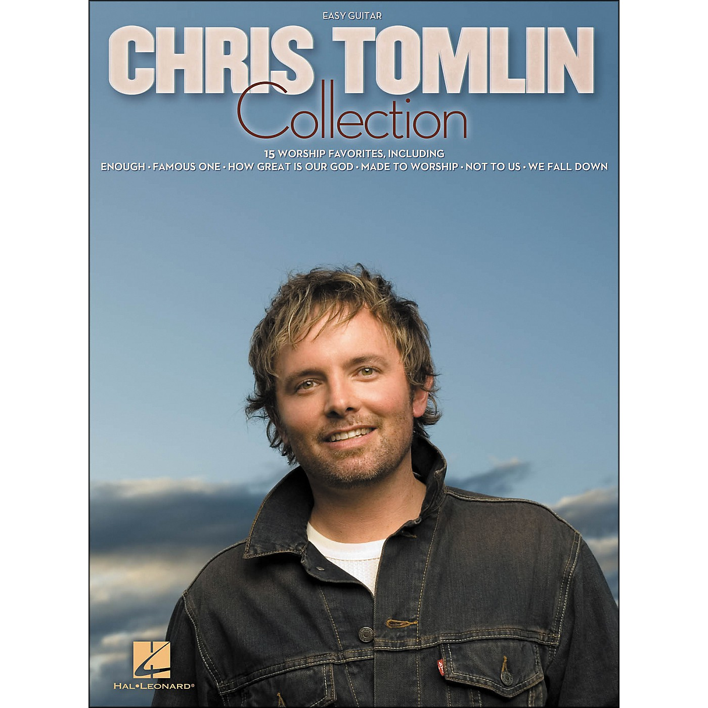 Hal Leonard Chris Tomlin Collection - Easy Guitar with Notes & Tab thumbnail