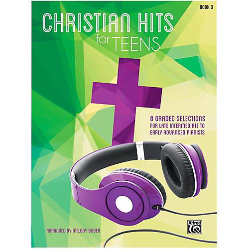Alfred Christian Hits for Teens Piano Book 3 thumbnail