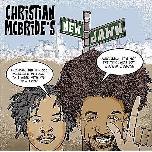 Alliance Christian McBride - Christian Mcbride's New Jawn thumbnail
