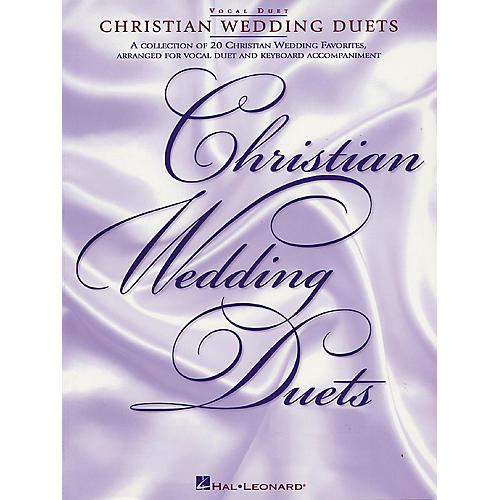 Hal Leonard Christian Wedding Duets thumbnail