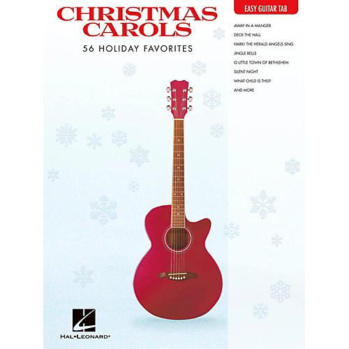 Hal Leonard Christmas Carols - Easy Guitar Tab thumbnail