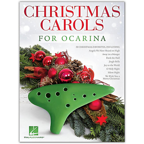 Hal Leonard Christmas Carols for Ocarina thumbnail