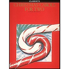 Hal Leonard Christmas Carols for Two Clarinet Easy Duets