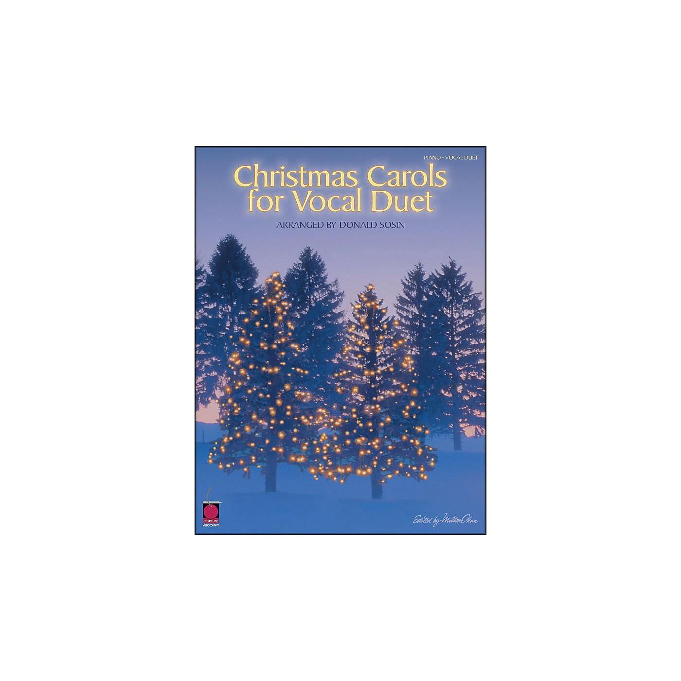 Cherry Lane Christmas Carols for Vocal Duet thumbnail