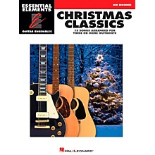 Hal Leonard Christmas Classics - Essential Elements Guitar Ensembles Series