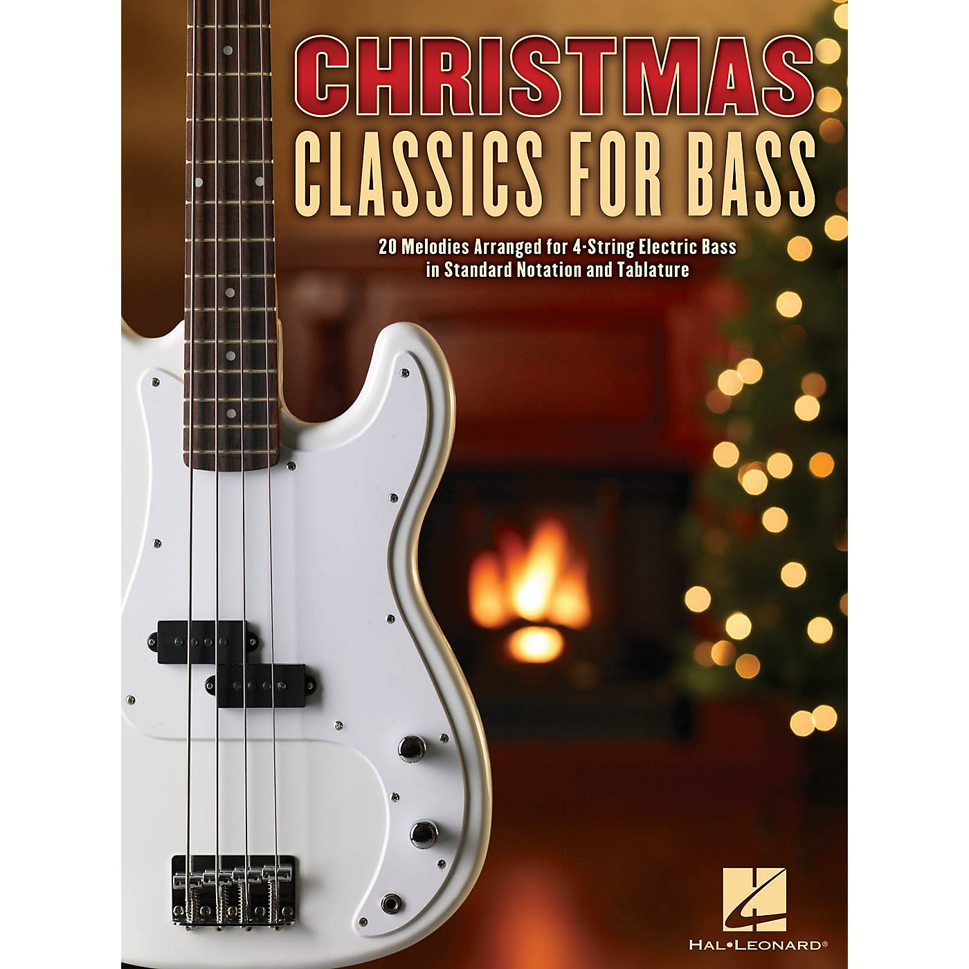 Hal Leonard Christmas Classics for Bass Basic Band II Series Softcover Performed by Various thumbnail