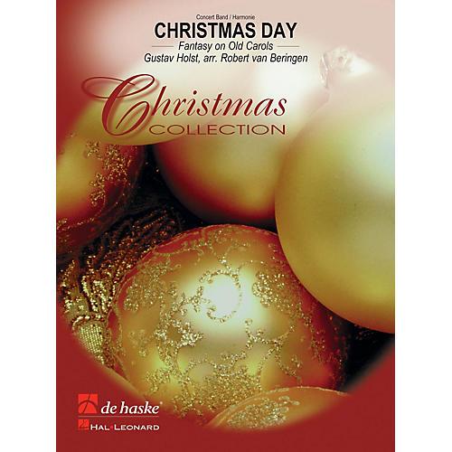 De Haske Music Christmas Day Concert Band Level 3.5 Arranged by Robert van Beringen thumbnail