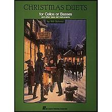 Hal Leonard Christmas Duets Cello Bass