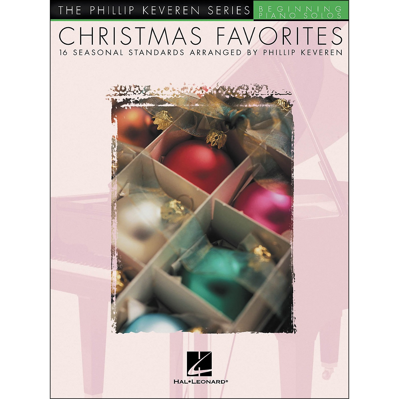 Hal Leonard Christmas Favorites - The Phillip Keveren Series Beginning Piano Solos thumbnail
