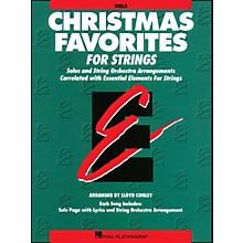 Hal Leonard Christmas Favorites Viola Essential Elements